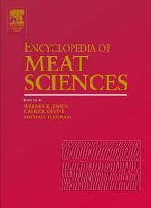 Encyclopedia of Meat Sciences PDF