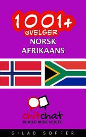 1001+ øvelser norsk - afrikaans