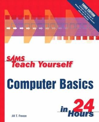 Sams Teach Yourself Computer Basics in 24 Hours PDF