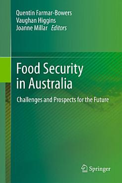 Food Security in Australia PDF