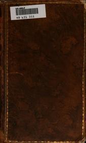 Correspondance littéraire: depuis 1774 [i.e. 1785]. jusqu'à 1791. Paris, 1807