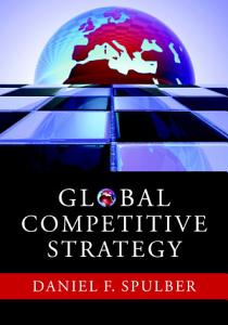 Global Competitive Strategy Book