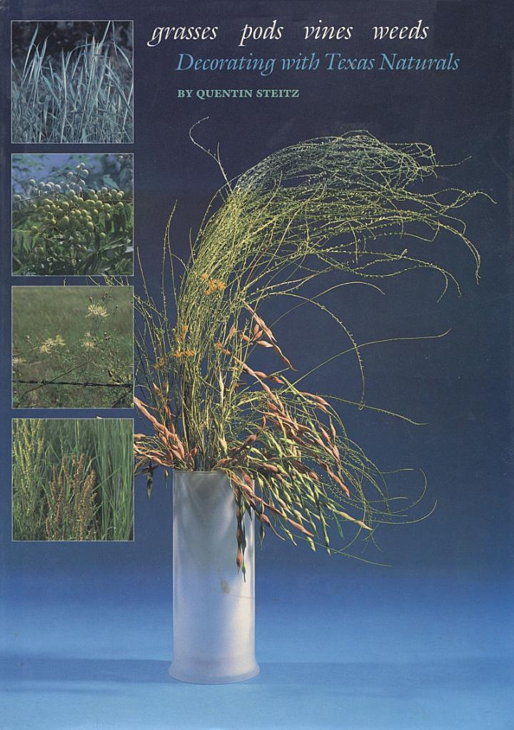Grasses, Pods, Vines, Weeds