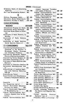 Variety Radio Directory