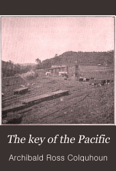 The Key of the Pacific: The Nicaragua Canal
