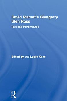 David Mamet s Glengarry Glen Ross PDF