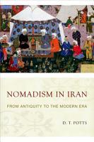 Nomadism in Iran PDF