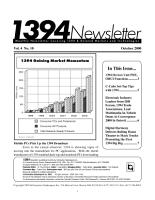 1394 Newsletter PDF