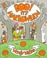Boo  It s Halloween PDF