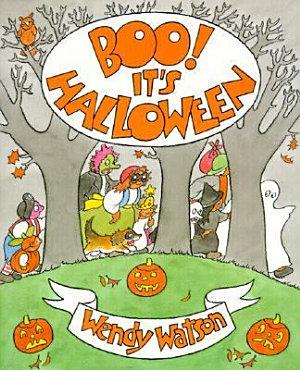 Boo  It s Halloween