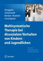 Multisystemische Therapie Bei Dissozialem Verhalten Von Kindern Und Jugendlichen PDF