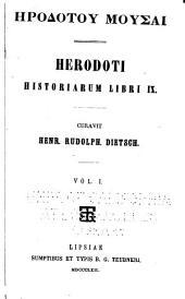 Herodoti Historiarum libri IX.