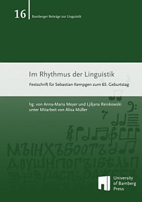 Im Rhythmus der Linguistik PDF