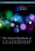 The Oxford Handbook of Leadership PDF