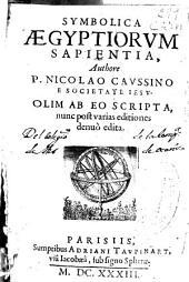 Symbolica aegyptiorum sapientia
