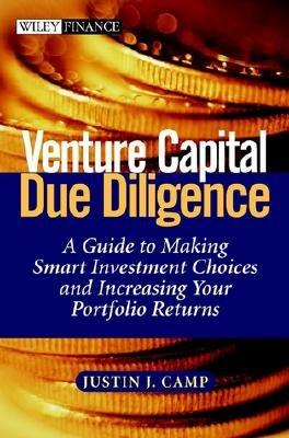 Venture Capital Due Diligence