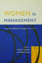 Women in Management: Current Research Issues, Volume 2