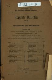 Regent's Bulletin: Issue 65