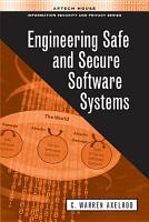 Engineering Safe and Secure Software Systems PDF