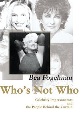 Who s Not Who PDF