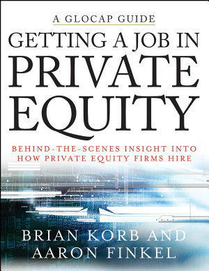 Getting a Job in Private Equity PDF