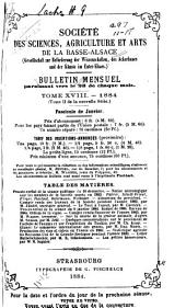 Bulletin de la Société et de la Station agronomique: Volumes18à19