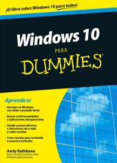 Windows 10 para Dummies