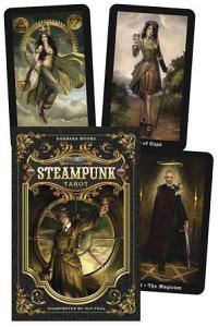 The Steampunk Tarot PDF