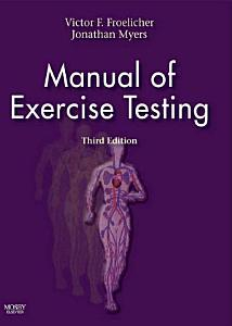 Manual of Exercise Testing E Book