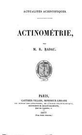 Actinométrie
