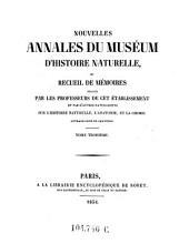 Annales du museum national d'histoire naturelle, par les professeurs de cet etablissement. Ouvrage orne de gravoures: Volume84