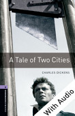 A Tale Of Two Cities With Audio Level 4 Oxford Bookworms Library