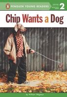 Chip Wants a Dog PDF