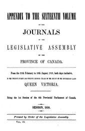 Journals: Volume 16, Issue 5