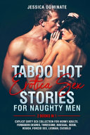 Taboo Hot Erotica Sex Stories for Naughty Men  2 Books in 1  PDF