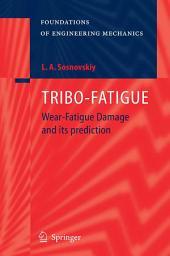 TRIBO-FATIGUE: Wear-Fatigue Damage and its Prediction