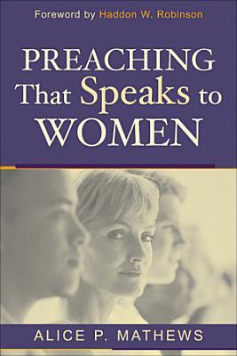 Preaching That Speaks to Women PDF