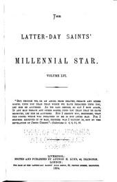 The Latter-Day Saints' Millennial Star: Volumes 55-56
