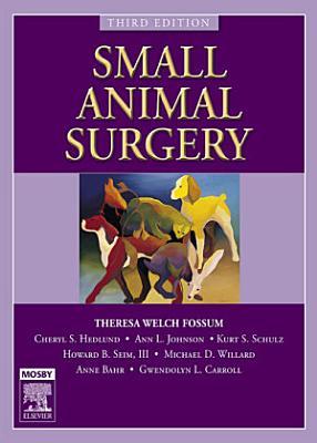 Small Animal Surgery Textbook PDF