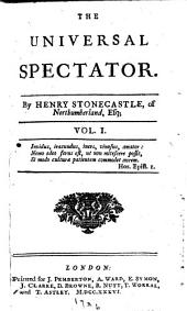 The Universal Spectator