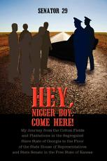 Hey, Nigger Boy, Come Here!
