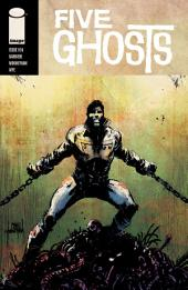 Five Ghosts #16