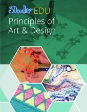 3Doodler Principles of Art & Design: Elements, Repetition, Pattern, Texture, Balance & Rhythm
