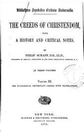 Bibliotheca Symbolica Ecclesiae Universalis: Volume 3