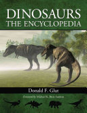 Dinosaurs  the Encyclopedia PDF