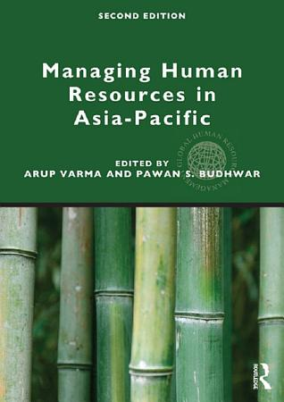 Managing Human Resources in Asia Pacific PDF