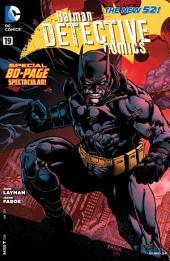 Detective Comics (2011- ) #19