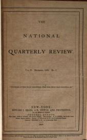 The National Quarterly Review ...: Volume 2