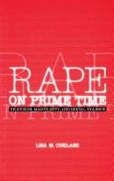 Rape on Prime Time PDF