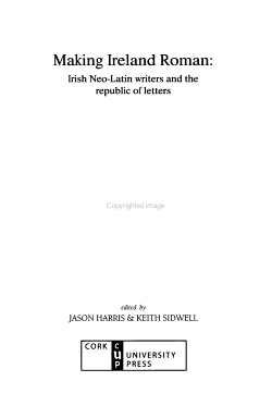 Making Ireland Roman PDF